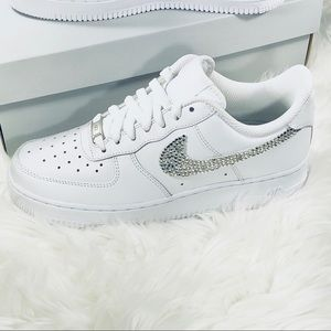 Nike Air Force 1 '07 (315115 112 Crystal Bling New